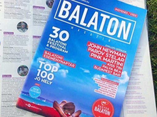 Nagyon Balaton magazin